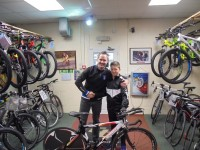 Junior bike fit