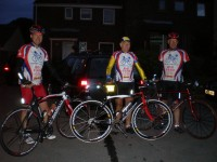 The start of Boot and Back 2010