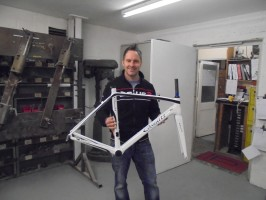 Scott Caygill. Shop Manager. Caygill design. Bike Fit. Cycle technician. Sales and technical advice. Website.