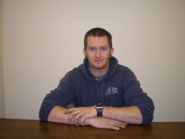Lee Stott. Cycle technician. Sales and technical advice.
